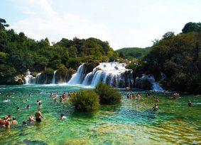 Private Tour to Krka Waterfalls from Primosten