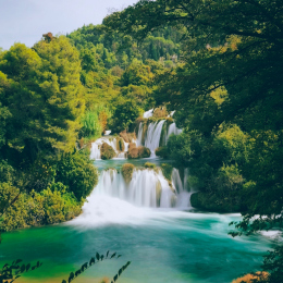 Krka Waterfalls Tour