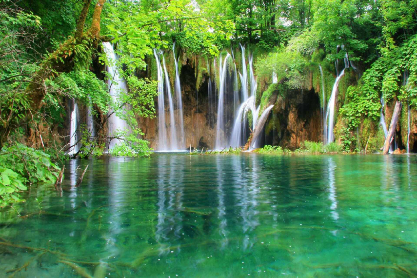 Private Tour To Plitvice Lakes From Primosten From Your