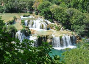 Private Tour to Krka Waterfalls from Primosten