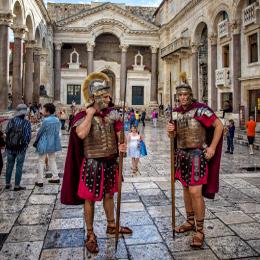 Visit city Split and Trogir