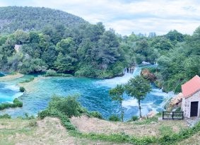 Krka-river-and-waterfalls-from-your-villa