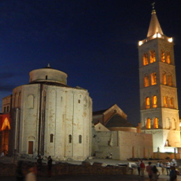 Private sunset tour to Zadar